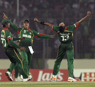 Bangladesh vs Ireland