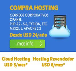 Compra Hosting
