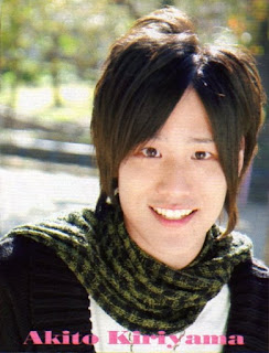 Kiriyama Akito as Kuraki Satoru