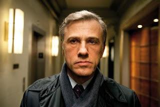 """Christoph Waltz em cena do filme """"Deus da Carnificina"""""""
