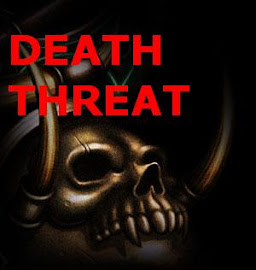 *CRAZY* DEATH THREAT on Facebook:
