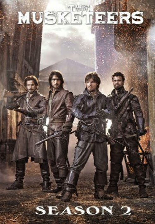 The Musketeers – Season 2