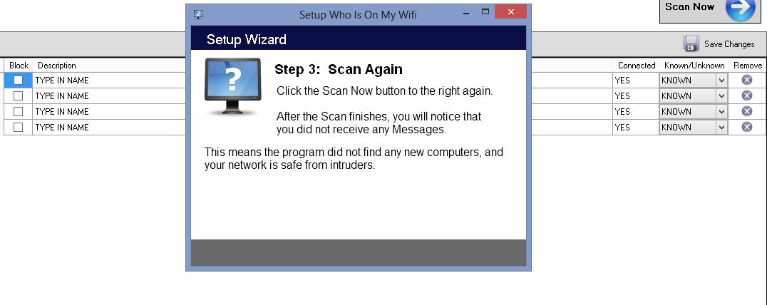 Scopri gratis chi ruba connessione wifi - Step 3