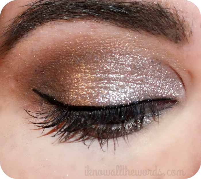 ba star stardust mineral eyeshadow & glitter glue | I Know all the ...
