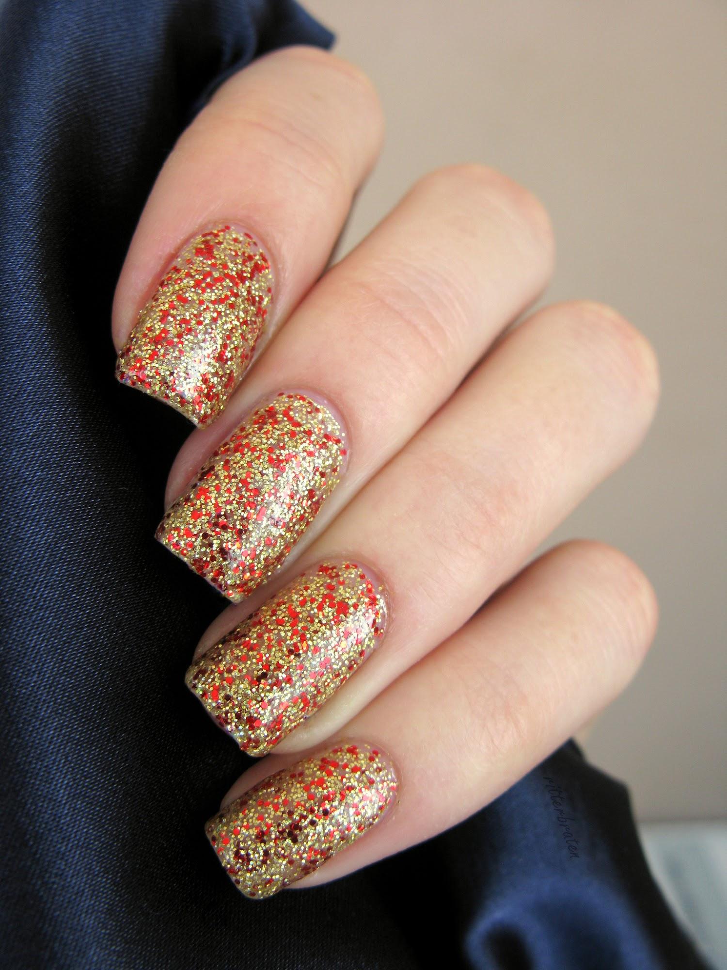 [b] Basic nail polish