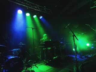 12.07.2015 Düsseldorf - Zakk: Timber Timbre