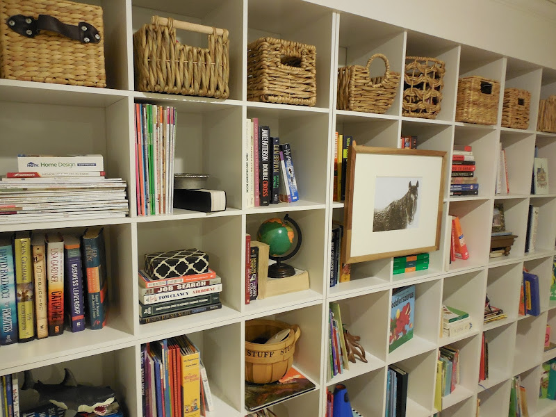 DIY Cube Shelf