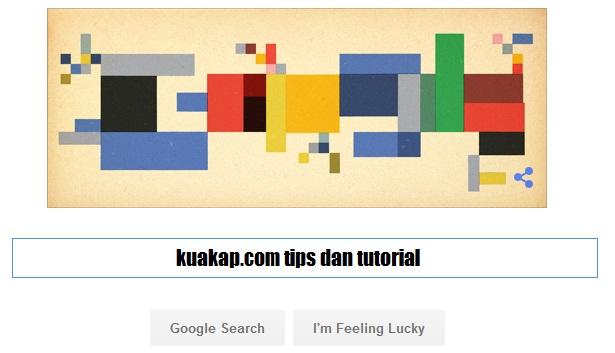 Google Doodle Merayakan Ulang Tahun Sophie Taeuber Arp Ke 127 Tahun