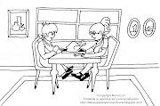 Publica tres libros de dibujos para niños