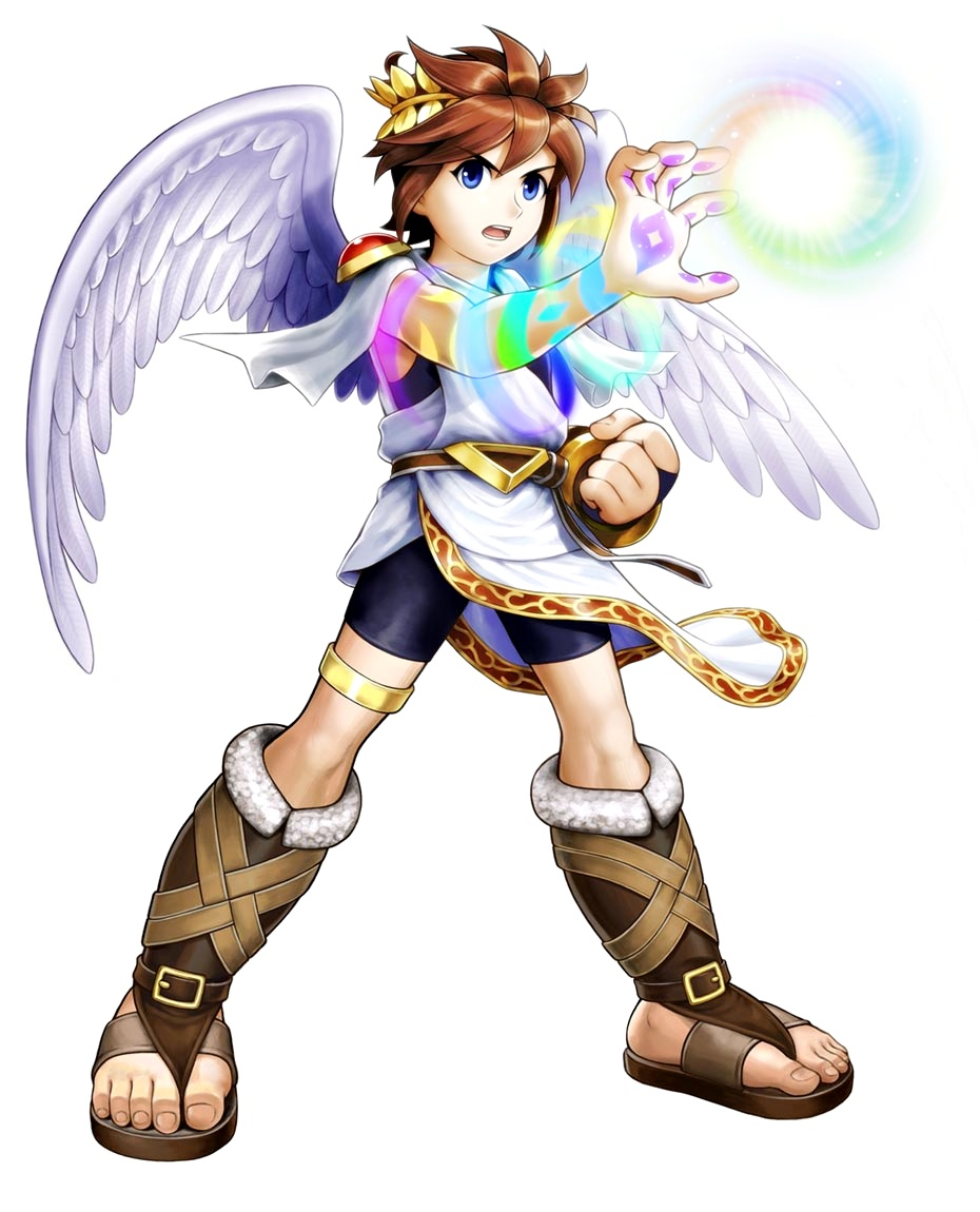 Kid Icarus HD & Widescreen Wallpaper 0.360381265924449