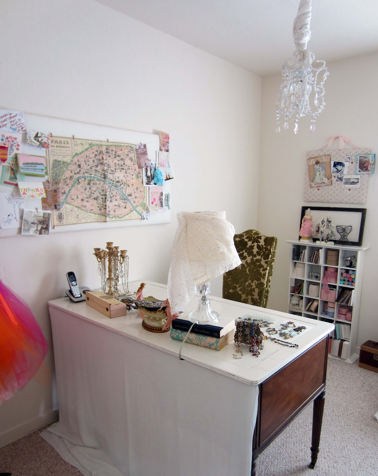 The French Circus: Welcome to My Studio