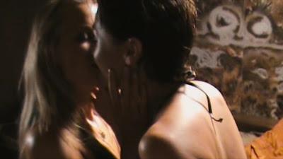 Jaime Winstone and Sian Breckin Lesbian Kiss, Donkey Punch Watch Online lesbian media