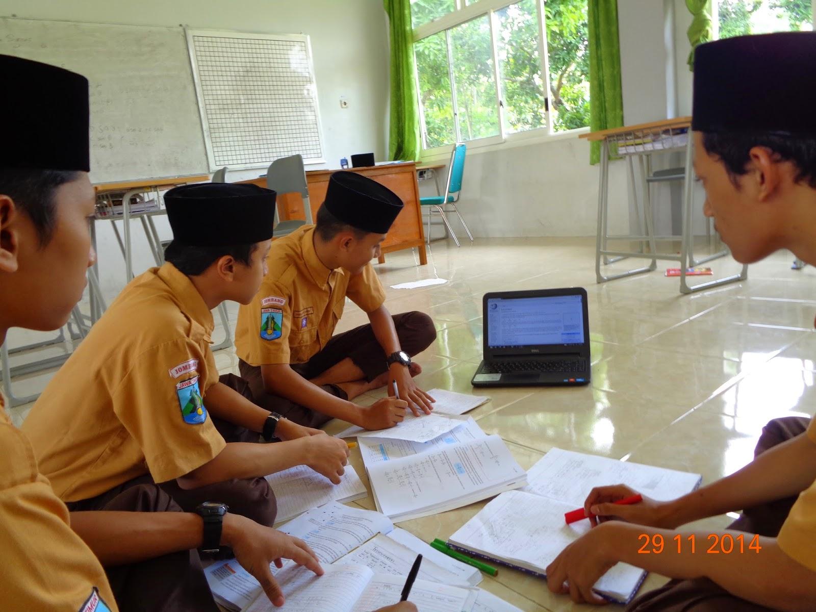 belajar kelompok