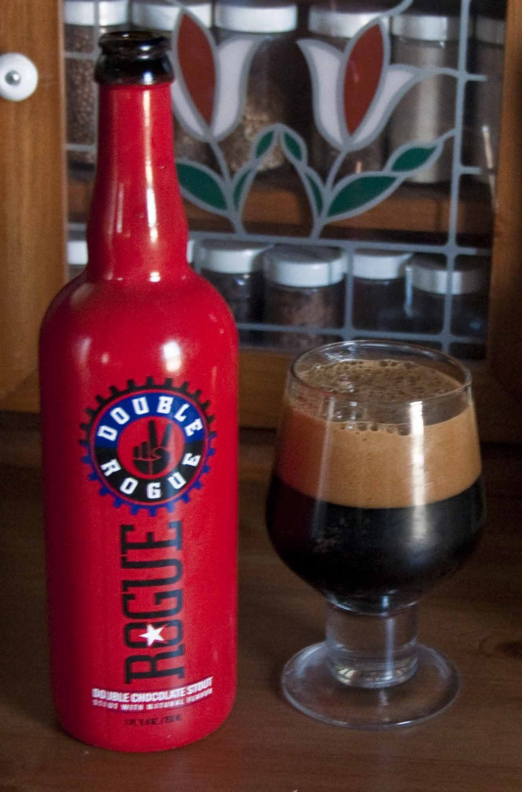 Duper's Brew Review: Rouge - Double Chocolate Stout