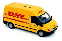 Verzendkosten DHL