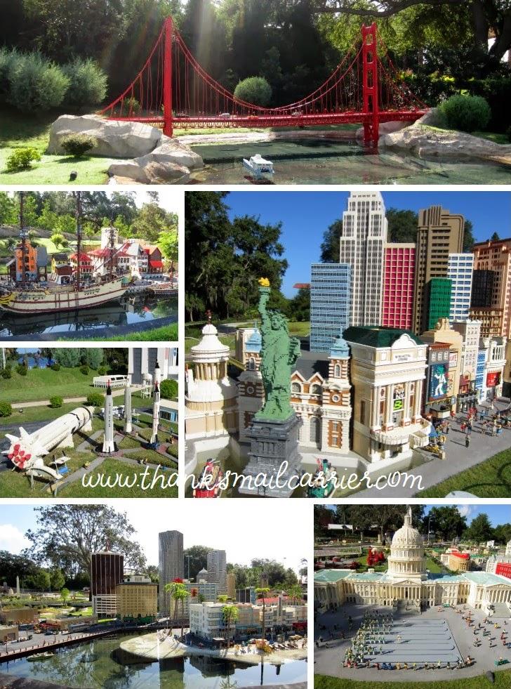 LEGO Miniland USA