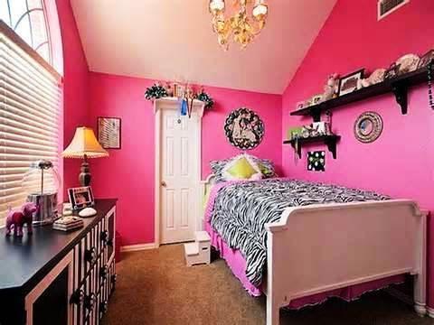 zebra bedroom decorating ideas