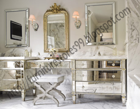 ... Furniture  Mirrored Furniture for Less  Mirrored Furniture Pier One