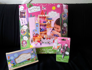 Ben & Holly's little Kingdom toys