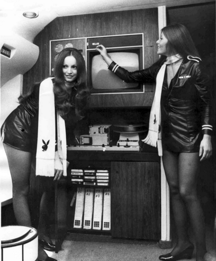 bombastic - Stewardessen beim Playboy