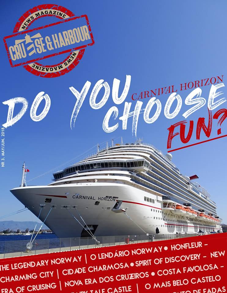 3º Edição Cruise & Harbour News