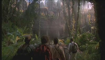 Lost City of Zinj Congo 1995
