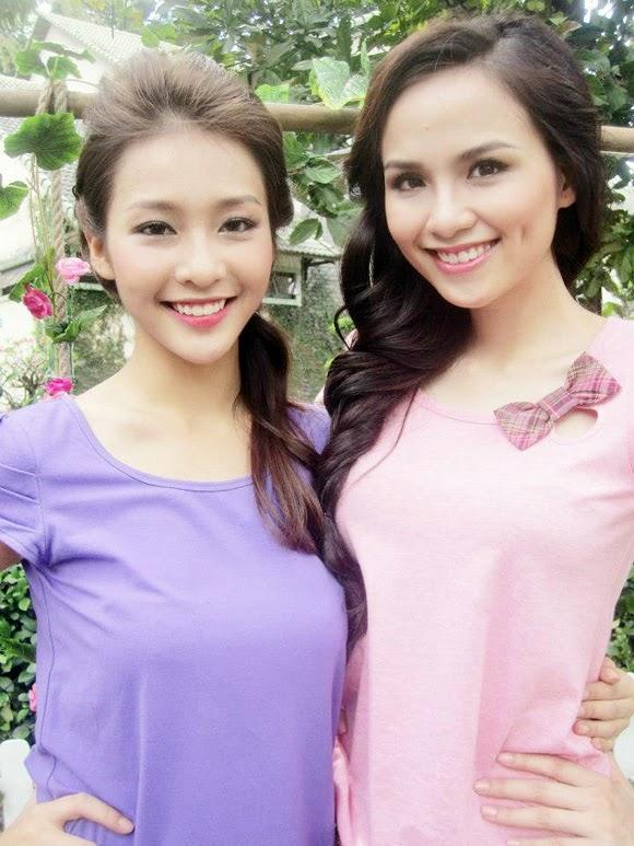 Newest Photos of Vietnamese Hotgirl Kha Ngan 18 Years Old
