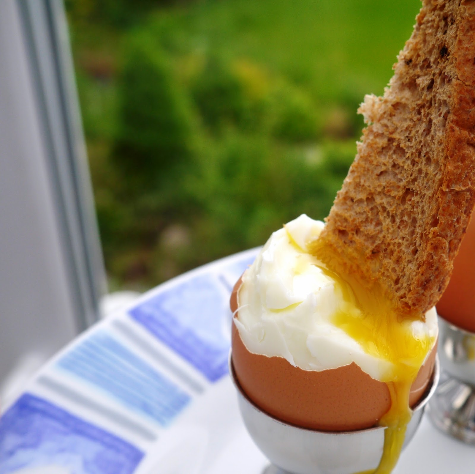 how to make dippy eggs easy