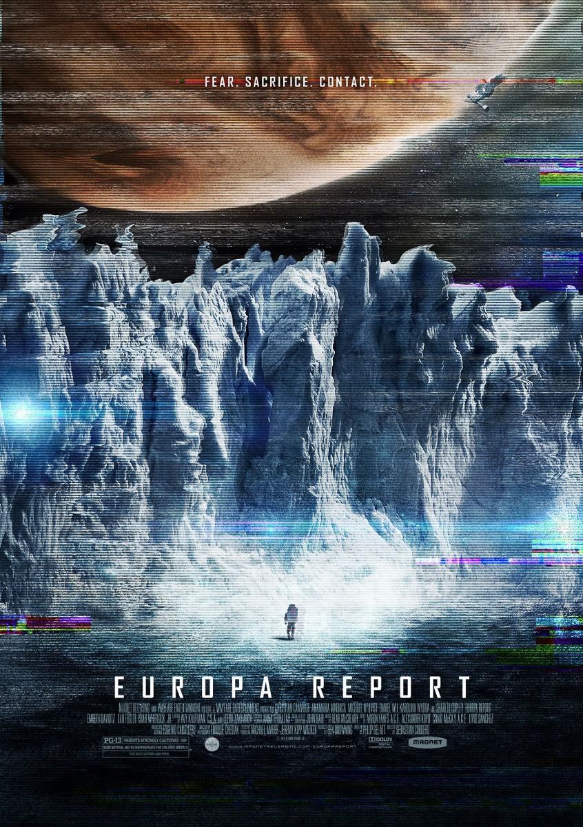 Ver Europa Report (2013) Online