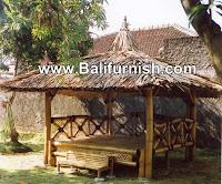 Bamboo Gazebo
