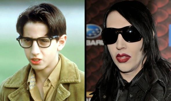 Paul Pfeiffer, Marilyn Manson, Josh Saviano, The Wonder Years