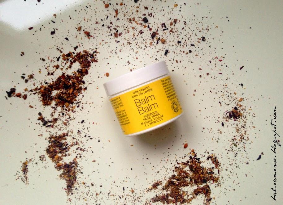 Balm Balm: Oczyszczająca maseczka z hibiskusa
