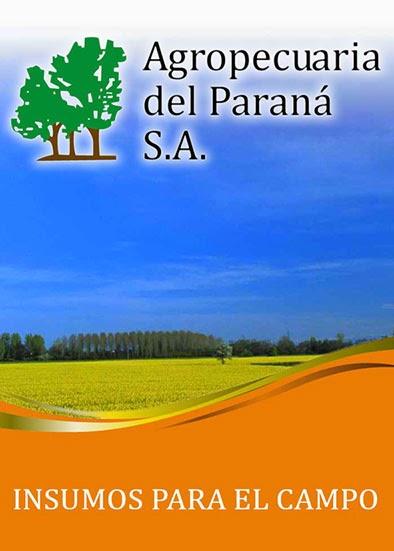 AGROPECUARIA DEL PARANA S.A.