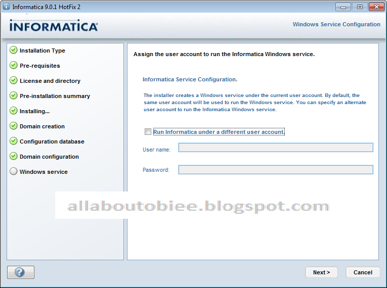 Informatica powercenter 9 installation guide for Informatica 9 5 architecture
