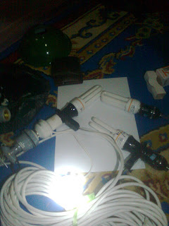 rancangan lampu otomatis