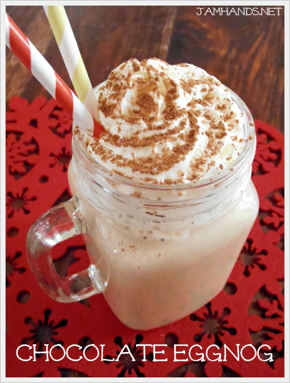 Toffee Eggnog Recipe — Dishmaps