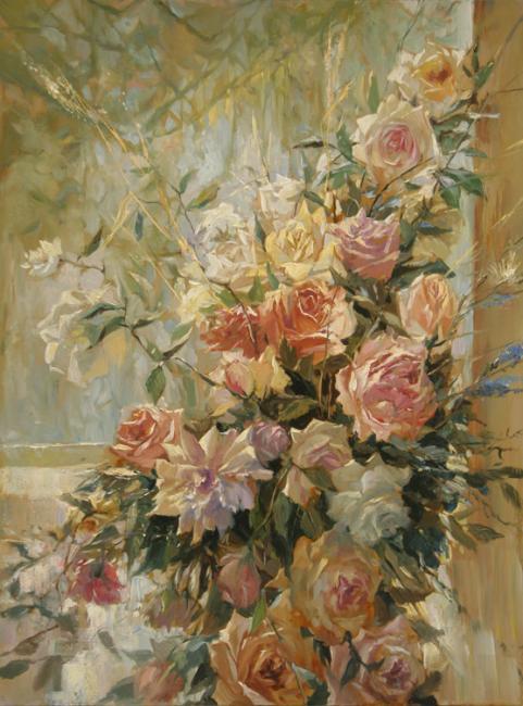 Alexey Rychkov Алексея Рычкова 1968 | Russian Impressionist painter