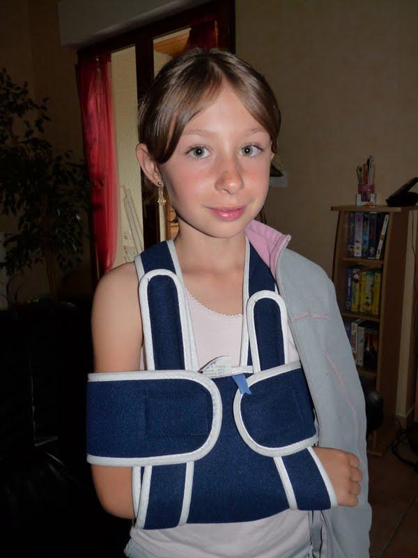 Os unique du bras, qui s'articule par l'épaule avec la cavité