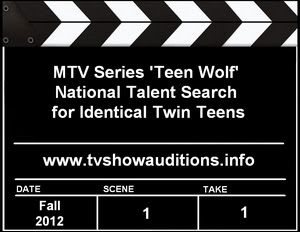 MTV Teen Wolf National Talent Search
