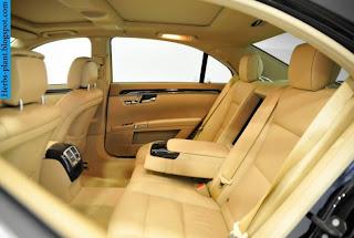 Mercedes s350 interior - صور مرسيدس s350 من الداخل