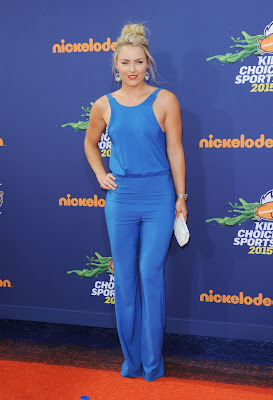 Lindsey Vonn – 2015 Nickelodeon Kids' Choice Sports Awards