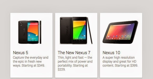 Google Nexus 5: Date, Rumors, Specifications, Details ...
