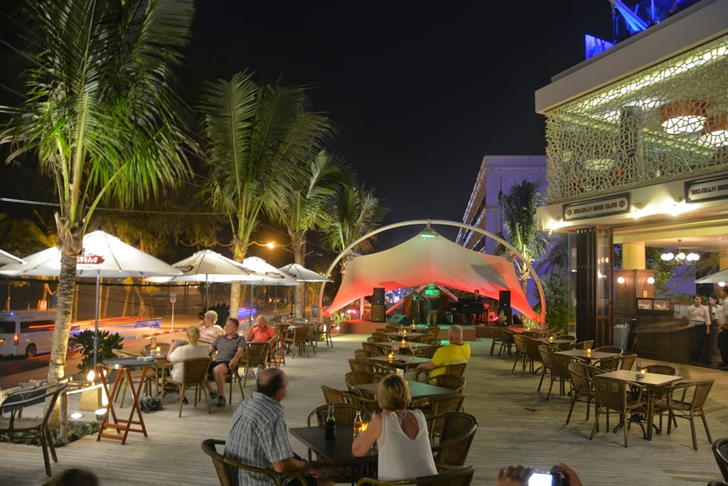 Belgian Beer Cafe Patong live music