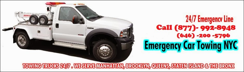 Best Car Towing NYC