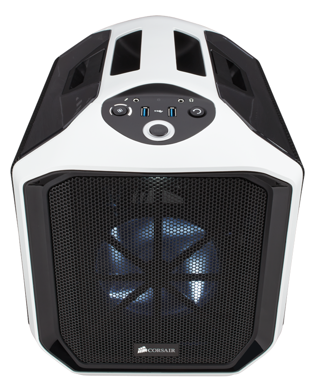 Corsair Graphite Series™ 380T Mini ITX Case Features and Overview screenshot 2