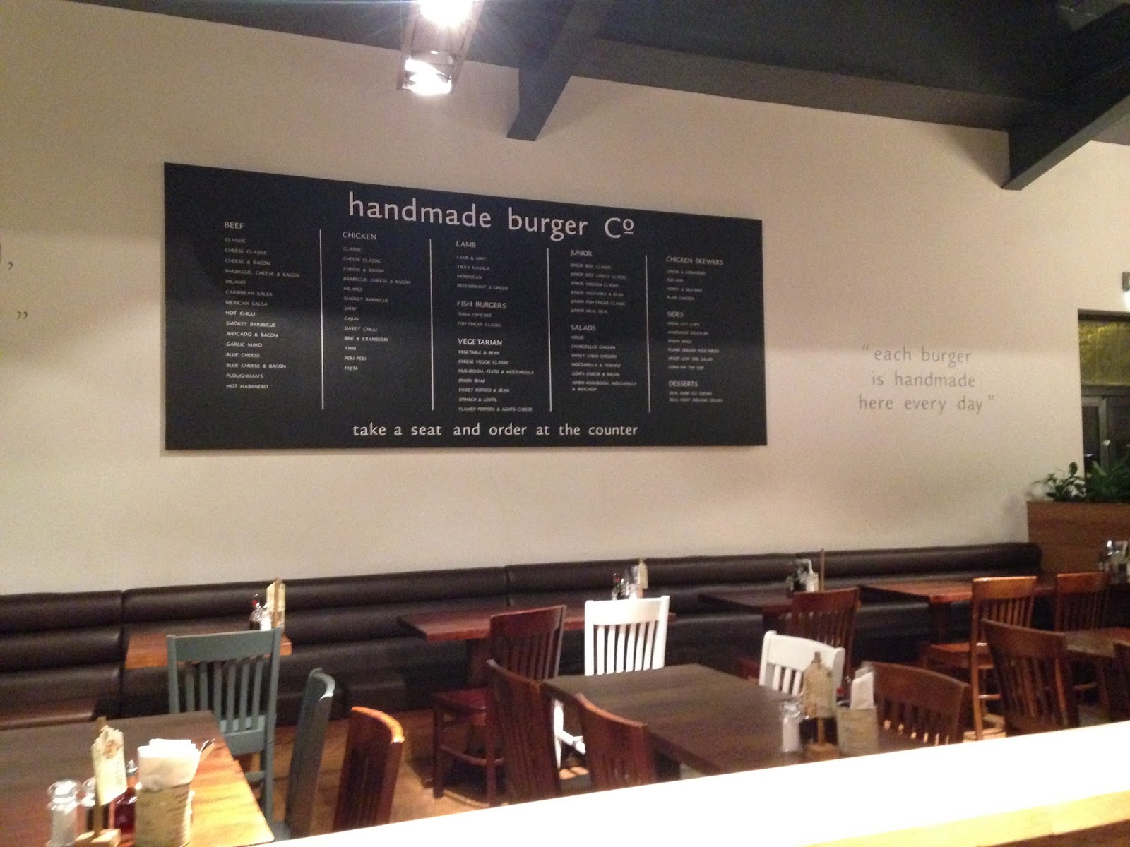 Handmade Burger Co Valley Centertainment Sheffield