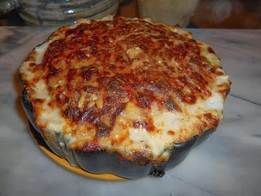 Lasagnes aux épinards bas IG