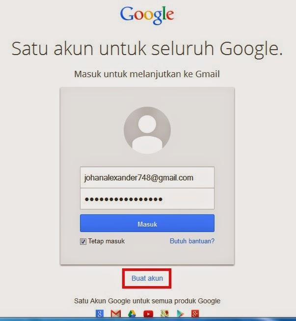 gmail.com+2 - Cara Menciptakan Email Lewat Yahoo Mail Dan Gmail