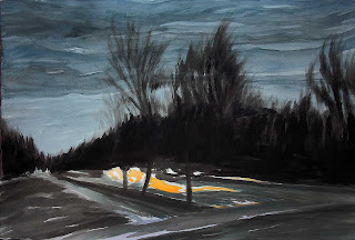 patrick willett, watercolor paintings, ink,