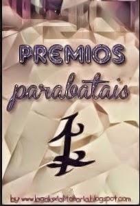 """Premios """"Parabatais"""" 2015"""